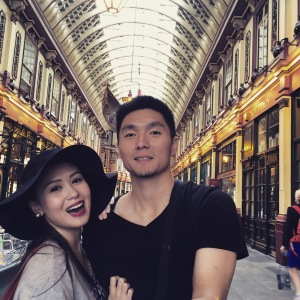 Found this place hidden somewhere as we were walking around. I thought it looked nice so we stopped to have a picture. Little did i know that it was the Leadenhall Market, also known as Diagon Alley from Harry Potter.