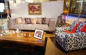 Living room by Lisa Macuja