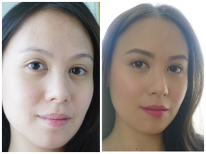 No make-up brush, No Problem! (Natural make-up for the no fuss girl)