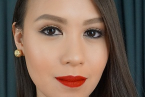 Kiss Proof Valentine's Day Look