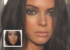 Kendall Jenner InspiredMakeup